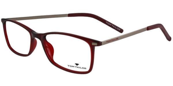 Dioptrické brýle Tom Tailor model 60428, barva obruby růžová lesk, stranice šedá lesk, kód barevné varianty 309.