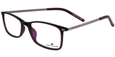 Dioptrické brýle Tom Tailor model 60428, barva obruby fialová mat, stranice fialová mat, kód barevné varianty 311.