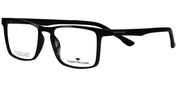 Dioptrické brýle Tom Tailor model 60472, barva obruby černá lesk, stranice černá lesk, kód barevné varianty 434.
