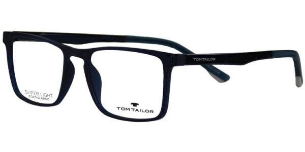 Dioptrické brýle Tom Tailor model 60472, barva obruby modrá mat, stranice modrá mat, kód barevné varianty 436.