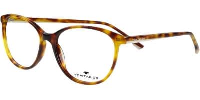 Dioptrické brýle Tom Tailor model 60480, barva obruby hnědá lesk, stranice hnědá lesk, kód barevné varianty 459.