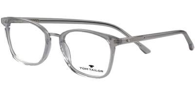 Dioptrické brýle Tom Tailor model 60496, barva obruby čirá lesk, stranice čirá lesk, kód barevné varianty 513.