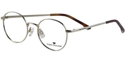 Dioptrické brýle Tom Tailor model 60505, barva obruby stříbrná lesk, stranice stříbrná lesk, kód barevné varianty 535.