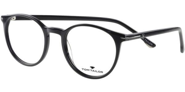 Dioptrické brýle Tom Tailor model 60529, barva obruby černá lesk, stranice černá lesk, kód barevné varianty 597.