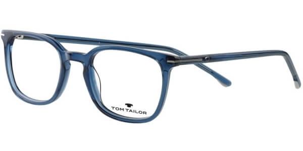 Dioptrické brýle Tom Tailor model 60544, barva obruby modrá lesk, stranice modrá lesk, kód barevné varianty 134.