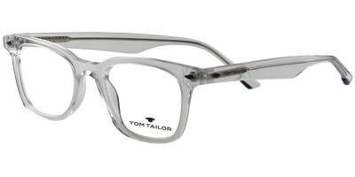 Dioptrické brýle Tom Tailor model 60558, barva obruby čirá lesk, stranice čirá lesk, kód barevné varianty 177.