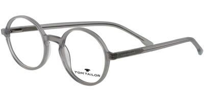 Dioptrické brýle Tom Tailor model 60566, barva obruby čirá šedá lesk, stranice čirá šedá lesk, kód barevné varianty 201.