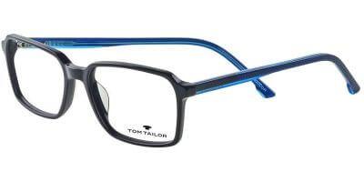 Dioptrické brýle Tom Tailor model 60568, barva obruby modrá lesk, stranice modrá lesk, kód barevné varianty 224.