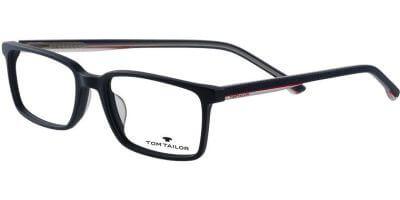 Dioptrické brýle Tom Tailor model 60569, barva obruby modrá mat, stranice modrá mat, kód barevné varianty 228.