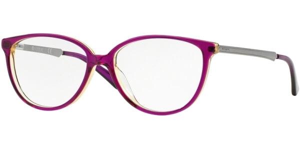 Dioptrické brýle Vogue model 2866, barva obruby fialová lesk, stranice stříbrná lesk, kód barevné varianty 2268.