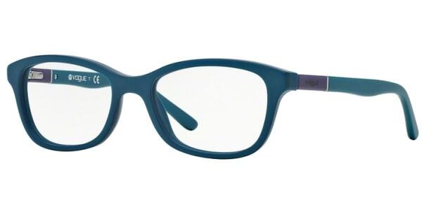 Dioptrické brýle Vogue model 2892, barva obruby modrá mat, stranice modrá fialová mat, kód barevné varianty 2134S.