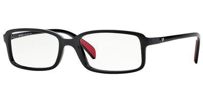 Dioptrické brýle Vogue model 2893, barva obruby černá lesk, stranice černá lesk, kód barevné varianty W44.
