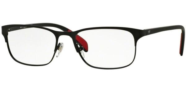 Dioptrické brýle Vogue model 3984, barva obruby černá mat, stranice černá mat, kód barevné varianty 352S.