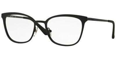Dioptrické brýle Vogue model 3999, barva obruby černá mat, stranice černá mat, kód barevné varianty 352S.