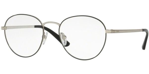 Dioptrické brýle Vogue model 4024, barva obruby černá stříbrná lesk, stranice stříbrná lesk, kód barevné varianty 352.