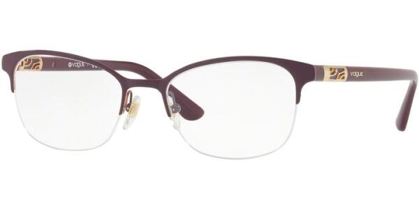 Dioptrické brýle Vogue model 4067, barva obruby fialová lesk, stranice fialová lesk, kód barevné varianty 5060.