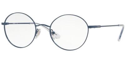 Dioptrické brýle Vogue model 4127, barva obruby modrá lesk, stranice modrá lesk, kód barevné varianty 5108.