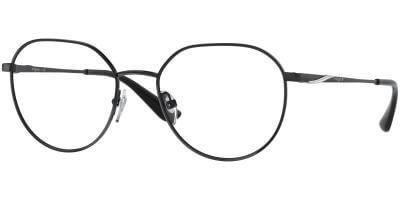 Dioptrické brýle Vogue model 4209, barva obruby černá lesk, stranice černá lesk, kód barevné varianty 352.