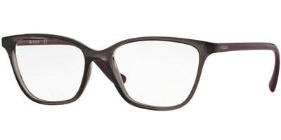 Dioptrické brýle Vogue model 5029, barva obruby šedá lesk, stranice fialová lesk, kód barevné varianty 1905.