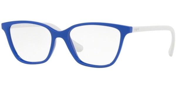 Dioptrické brýle Vogue model 5029, barva obruby modrá lesk, stranice bílá lesk, kód barevné varianty 2540.
