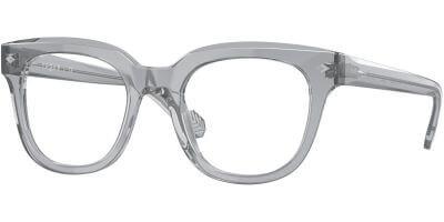 Dioptrické brýle Vogue model 5402, barva obruby šedá čirá lesk, stranice šedá čirá lesk, kód barevné varianty 2820.