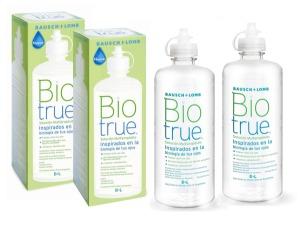 Roztok Biotrue Multi-Purpose 2 x 360ml s pouzdry