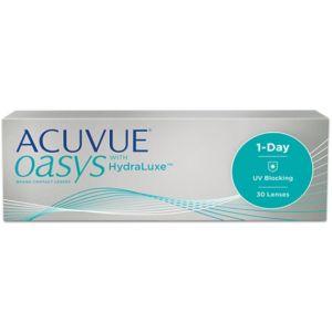 Expresní zkouška Acuvue Oasys 1-Day
