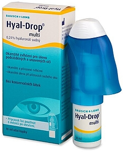 Kapky Hyal-Drop 10ml