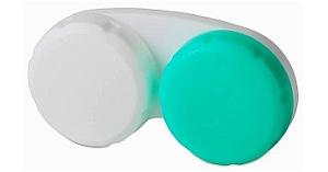 Pouzdro na kontaktní čočky šroubovací