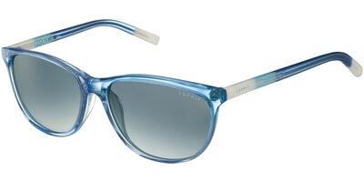 Sluneční brýle Esprit model 17847, barva obruby modrá lesk bílá, čočka šedá gradál, kód barevné varianty 543.