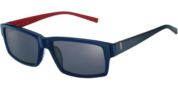 Sluneční brýle Esprit model 17864, barva obruby modrá lesk šedá, čočka šedá, kód barevné varianty 507.
