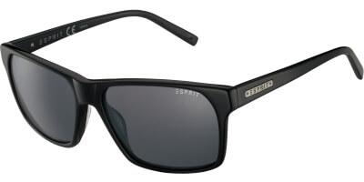 Sluneční brýle Esprit model 17865, barva obruby černá lesk, čočka černá, kód barevné varianty 538.