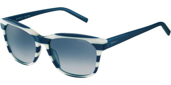 Sluneční brýle Esprit model 17884, barva obruby modrá lesk, čočka modrá gradál, kód barevné varianty 507.