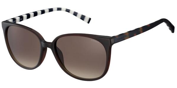 Sluneční brýle Esprit model 17897, barva obruby hnědá lesk, čočka hnědá gradál, kód barevné varianty 535.
