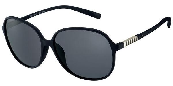 Sluneční brýle Esprit model 17901, barva obruby černá mat, čočka černá, kód barevné varianty 538.