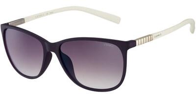 Sluneční brýle Esprit model 17902, barva obruby fialová mat bílá, čočka fialová gradál, kód barevné varianty 577.