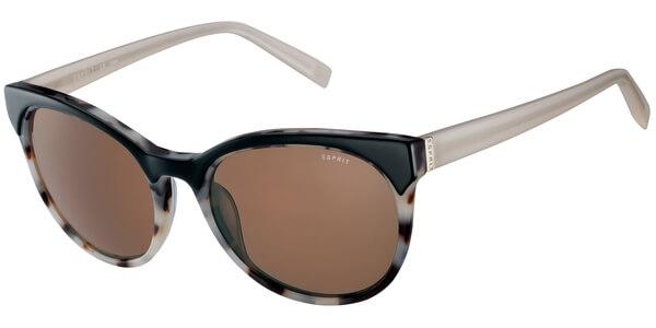 Sluneční brýle Esprit model 17909, barva obruby hnědá lesk béžová, čočka hnědá, kód barevné varianty 535.