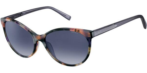 Sluneční brýle Esprit model 17912, barva obruby hnědá lesk béžová, čočka šedá gradál, kód barevné varianty 518.