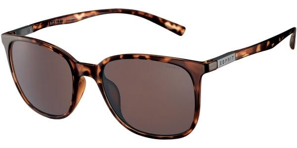 Sluneční brýle Esprit model 17923, barva obruby hnědá lesk, čočka hnědá, kód barevné varianty 545.
