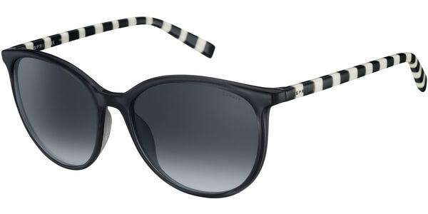 Sluneční brýle Esprit model 17925, barva obruby šedá lesk černá, čočka šedá gradál, kód barevné varianty 505.