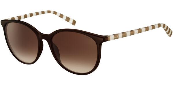 Sluneční brýle Esprit model 17925, barva obruby hnědá lesk béžová, čočka hnědá gradál, kód barevné varianty 535.