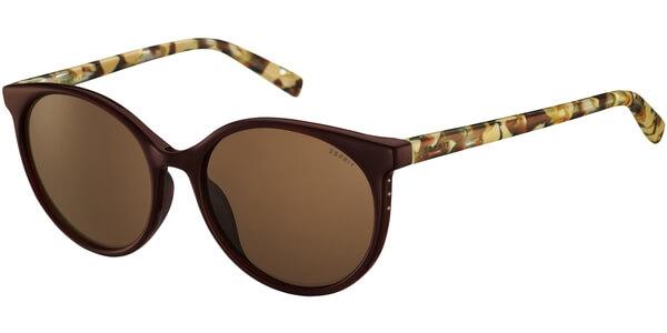 Sluneční brýle Esprit model 17933, barva obruby hnědá lesk béžová, čočka hnědá, kód barevné varianty 535.
