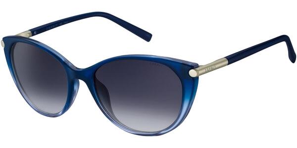 Sluneční brýle Esprit model 17934, barva obruby modrá lesk, čočka modrá gradál, kód barevné varianty 543.
