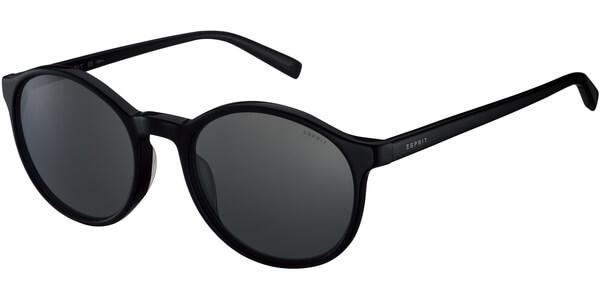 Sluneční brýle Esprit model 17950, barva obruby černá lesk, čočka fialová, kód barevné varianty 538.