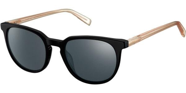 Sluneční brýle Esprit model Charmant, barva obruby černá lesk béžotá, čočka hnědá, kód barevné varianty 538.