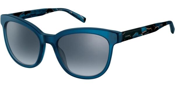 Sluneční brýle Esprit model 17955, barva obruby modrá lesk černá, čočka hnědá gradál, kód barevné varianty 543.