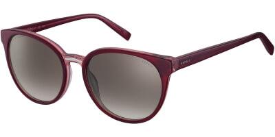 Sluneční brýle Esprit model 17960, barva obruby červená lesk čirá, čočka hnědá gradál, kód barevné varianty 515.