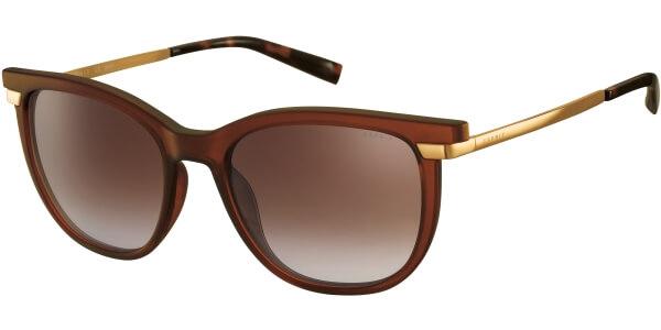 Sluneční brýle Esprit model 17969, barva obruby hnědá lesk zlatá, čočka hnědá gradál, kód barevné varianty 535.