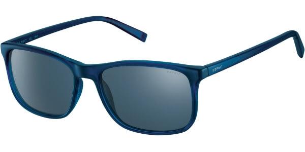 Sluneční brýle Esprit model 17972, barva obruby modrá lesk, čočka modrá, kód barevné varianty 543.