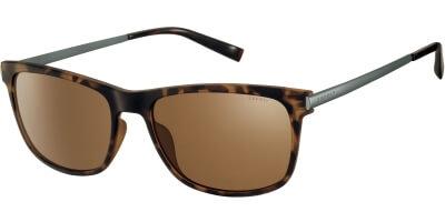 Sluneční brýle Esprit model 17979, barva obruby hnědá mat šedá, čočka hnědá, kód barevné varianty 545.
